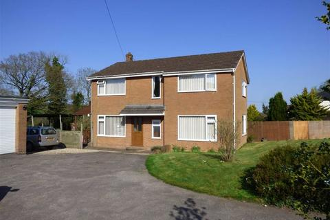 4 bedroom detached house for sale - Calverleigh, Tiverton, Devon, EX16