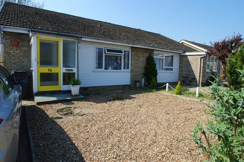 2 bedroom detached bungalow to rent - Russet Road, Diss