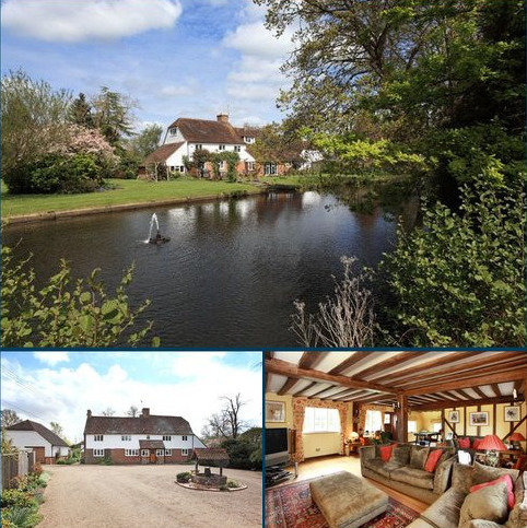 5 bedroom detached house for sale - Claygate Road, Yalding, Maidstone, Kent, ME18