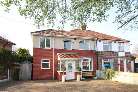 3 bedroom semi-detached house for sale - Minehead Avenue, Urmston, Manchester, M41