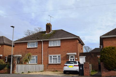 2 bedroom semi-detached house for sale - Kitchener Crescent, Poole