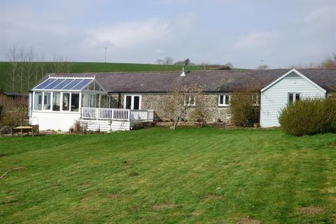 3 bedroom property with land for sale - Llangunnor, Carmarthen