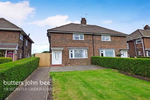 3 bedroom semi-detached house to rent - Megacre, Wood Lane, Bignall End