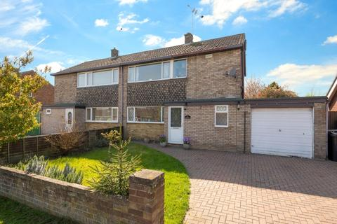 3 bedroom semi-detached house for sale - Kingsway, Bourne, Lincolnshire, PE10