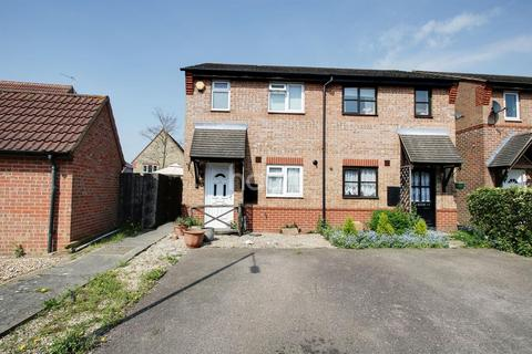 2 bedroom semi-detached house for sale - Coalport Close, Church Langley
