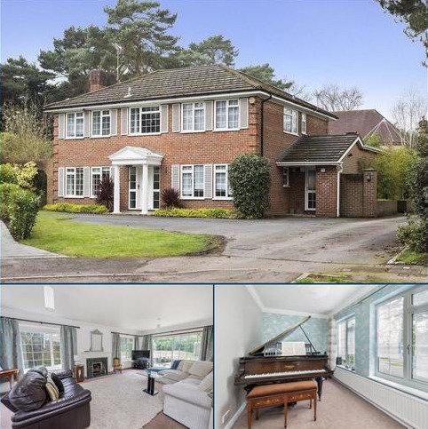 5 bedroom detached house for sale - Farleton Close, Weybridge, Surrey, KT13