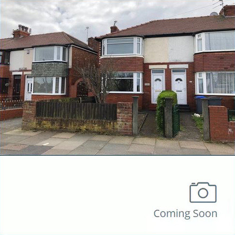 2 bedroom semi-detached house to rent - Cherry Tree Road, Blackpool, Lancashire