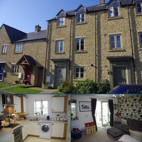 4 bedroom terraced house for sale - Croome Gardens, Bourton-on-the-Water, Gloucestershire