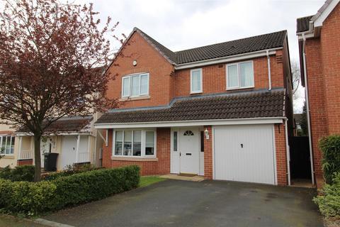 4 bedroom detached house for sale - Millbrook Drive, Shawbury, Shrewsbury