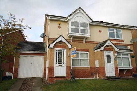 2 bedroom semi-detached house to rent - Brecon Crescent Ingleby Barwick, Stockton-On-Tees