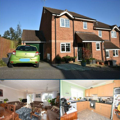 3 bedroom semi-detached house for sale - Bryon Way, Exmouth