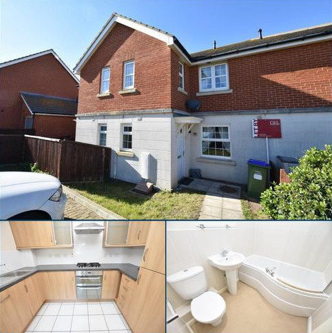 2 bedroom cluster house to rent - Flint Way, Peacehaven, BN10 8GN