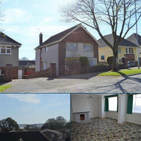 4 bedroom detached house for sale - Glanmor Road, Swansea, SA2
