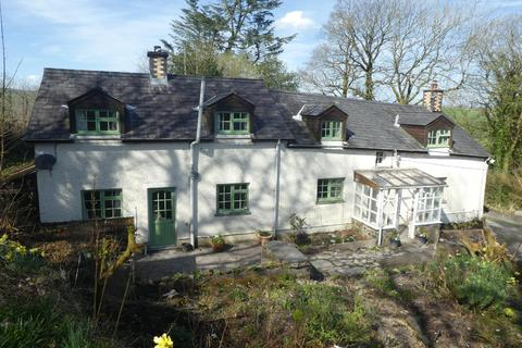 5 bedroom property with land for sale - Abermeurig, Nr. Lampeter