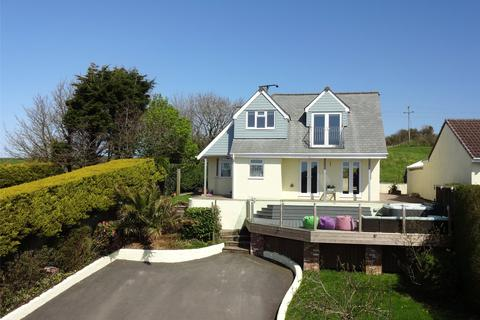 4 bedroom detached house for sale - Cross Park, Berrynarbor