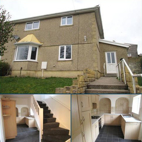 3 bedroom semi-detached house to rent - Pantycelyn Road, Townhill, Swansea, City And County of Swansea.