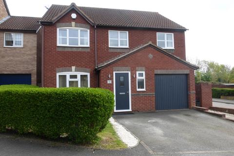 4 bedroom detached house for sale - Meerbrook Way, Quedgeley, Gloucester, GL2