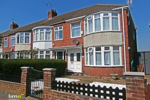 4 bedroom end of terrace house to rent - Spring Bank West, Hull, HU5 5AW