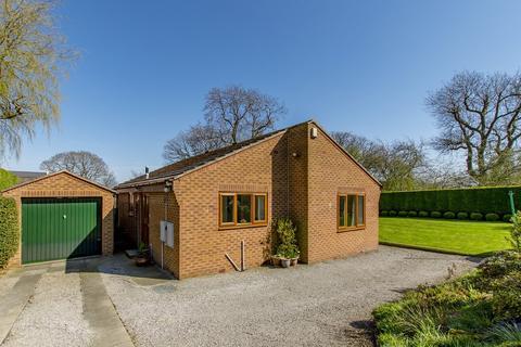 2 bedroom detached bungalow for sale - 5 Vicarage Lane, Dore, S17 3GX