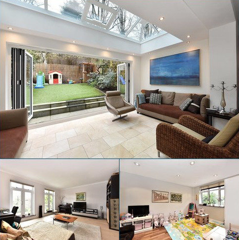 4 bedroom semi-detached house for sale - Loudoun Road, St. John's Wood, London, NW8