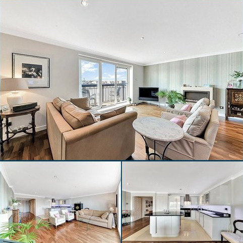 2 bedroom flat for sale - Victoria Wharf, 46 Narrow Street, London, E14