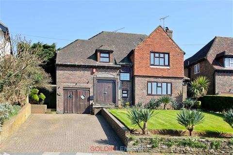 4 bedroom detached house for sale - Hill Drive, Hove