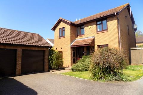 4 bedroom detached house for sale - Oxford Close, Exmouth