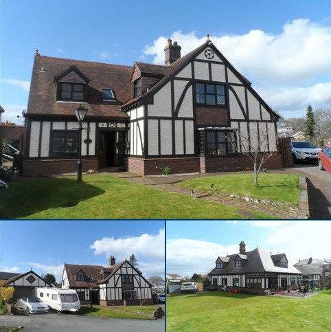 4 bedroom detached house for sale - Frances Avenue, Wrexham