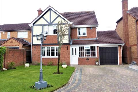 4 bedroom detached house for sale - Woodberry Drive, Sutton Coldfield