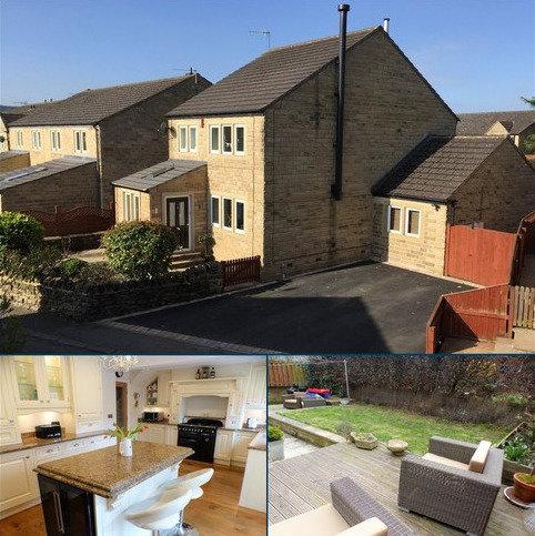 4 bedroom detached house for sale - Hainsworth Road, Silsden