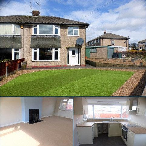 3 bedroom semi-detached house for sale - Aireville Crescent, Silsden