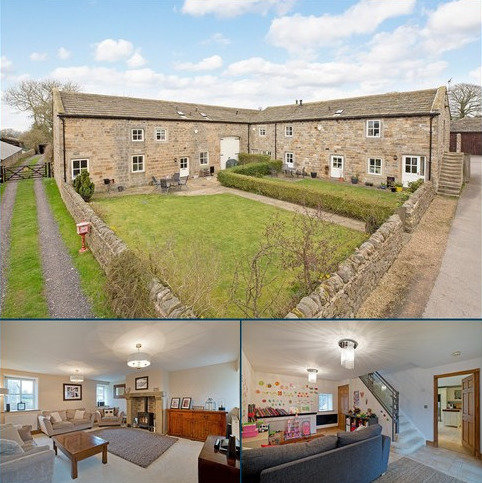 4 bedroom barn conversion for sale - Clifton Lane, Newall With Clifton, Otley