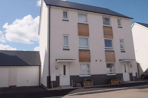 3 bedroom townhouse for sale - Tonnant Road, Copper Quarter, Swansea, SA1
