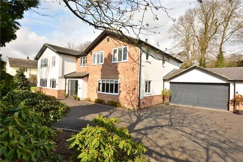 5 bedroom detached house for sale - Tresanton, Foxhill Drive, Weetwood, Leeds