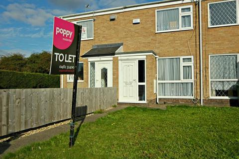 2 bedroom terraced house to rent - 14 Magdalen Court, Hedon