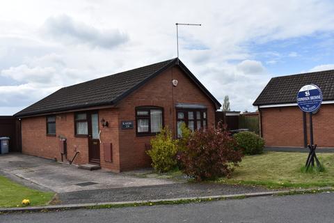 2 bedroom detached bungalow to rent - Queens Park Gardens, Crewe, CW2 7SW