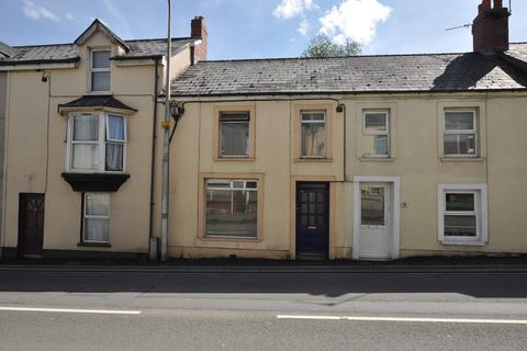 3 bedroom terraced house for sale - 15 Park Terrace, Carmarthen, SA31 3DG