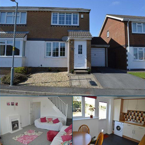 2 bedroom semi-detached house for sale - Cefn Helyg, Swansea, SA2