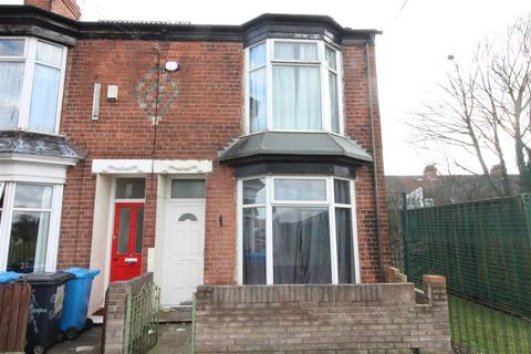 4 bedroom terraced house for sale - Edgecumbe Street, Hull