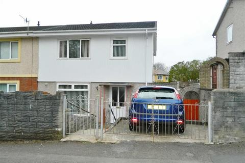 3 bedroom semi-detached house for sale - Upper Kings Head Road, Gendros