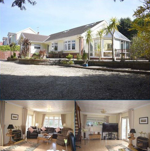 4 bedroom detached bungalow for sale - Wychwood Close, Langland, Swansea