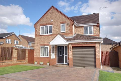 4 bedroom detached house for sale - Dunston Drive, Hessle