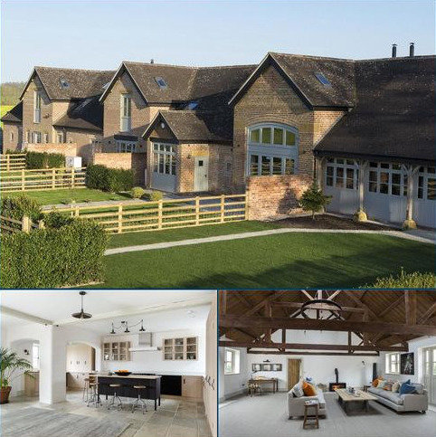 4 bedroom barn conversion for sale - Wolford Fields Barns, Wolford Fields, Little Wolford, Shipston-on-Stour, CV36
