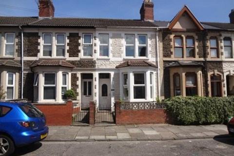 3 bedroom terraced house to rent - Moorland Road, Splott, Cardiff, CF24
