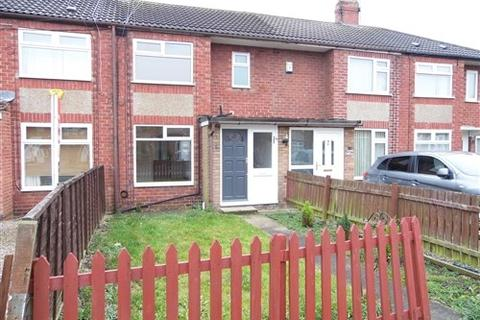 2 bedroom terraced house to rent - Moorhouse Road, Willerby Road