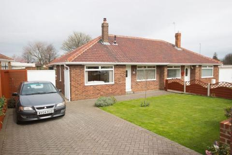 2 Bedroom Semi Detached Bungalow To Rent   Hollywalk Avenue, Normanby,  Middlesbrough TS6