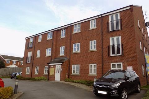 2 bedroom apartment to rent - 53 Myrtle Crescent Heeley S2 3HU - Stunning City Views