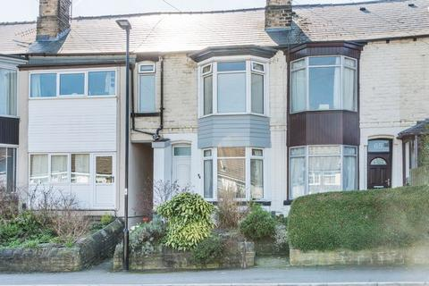 3 bedroom terraced house for sale - Manvers Road, Lower Walkley, S6 2PJ - Accommodation Over The Passageway