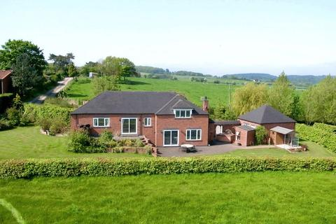 4 bedroom detached house to rent - Serendipity, Hill Chorlton, Newcastle-Under-Lyme