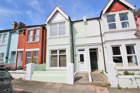 3 bedroom terraced house for sale - Redvers Road, Brighton, BN2 4BF